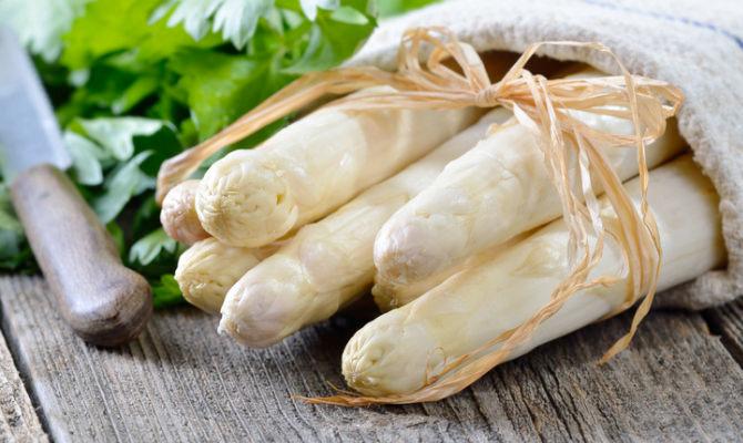 """Menù degustazione asparagi nell'ambito della manifestazione """"Spargs a Tresèsin"""""""